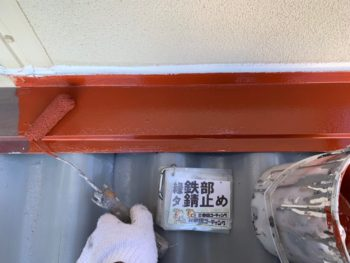 錆止め 屋根塗装 徳島 徳島市 塗替え
