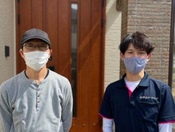 吉野川市山川町で外壁塗装なら専門店の中山コーティング