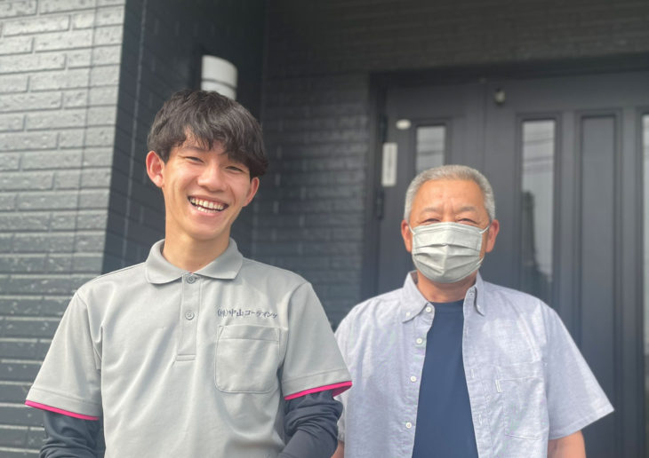 小松島市横須町で屋根や外壁塗装の相談なら評判の中山コーティング