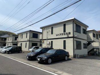徳島市 セキスイハイムアパート 屋根・外壁塗装 施工事例
