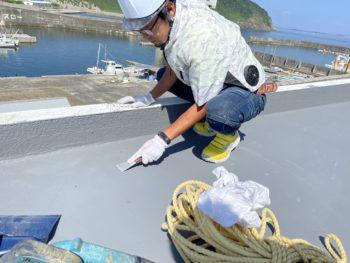 伊島 塗装防水工事