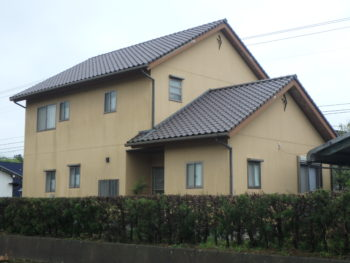 バイオ洗浄 徳島 塗装 外壁
